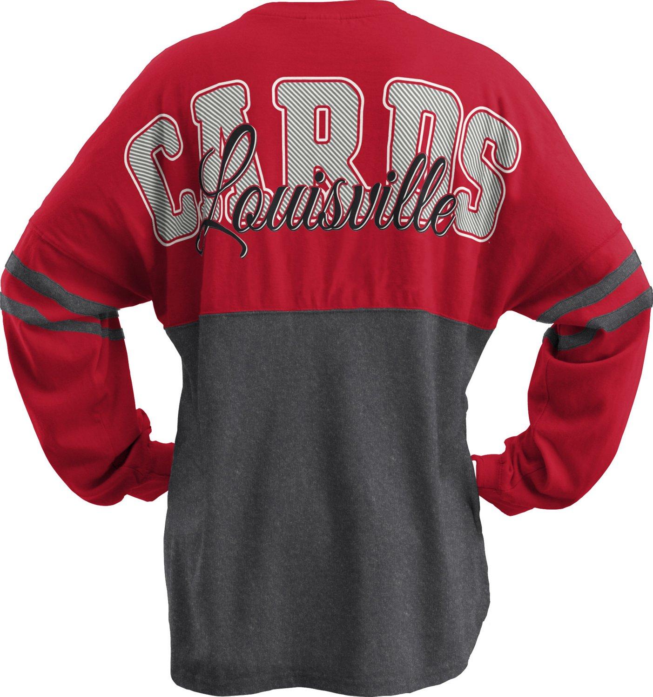 Three squared juniors 39 university of louisville varsity for Louisville t shirt printing