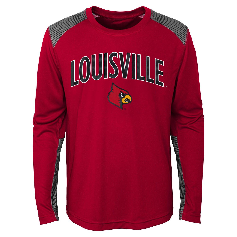 NCAA Boys' University of Louisville Ellipse T-shirt