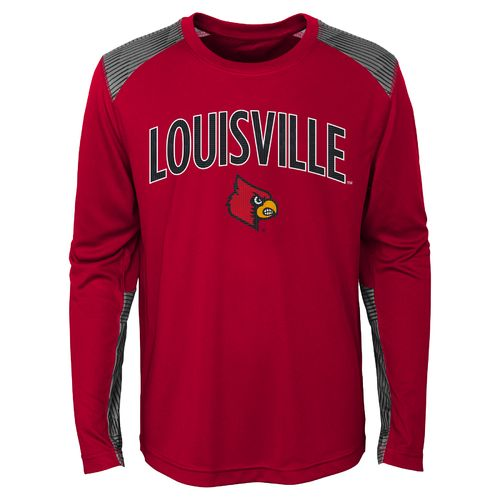NCAA Boys' University of Louisville Ellipse T-shirt
