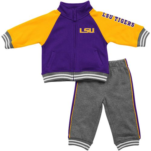 Colosseum Athletics™ Infants'/Toddlers' Louisiana State University Aviator Fleece Jacke