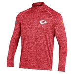 Under Armour™ NFL Combine Authentic Men's Kansas City Chiefs F16 Twist Tech 1/4 Zip Pullove