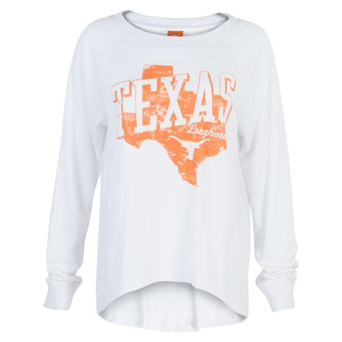 We Are Texas Women's University of Texas Moria Crew Pullover
