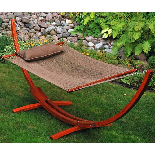 Algoma Caribbean Hammock Set - view number 1
