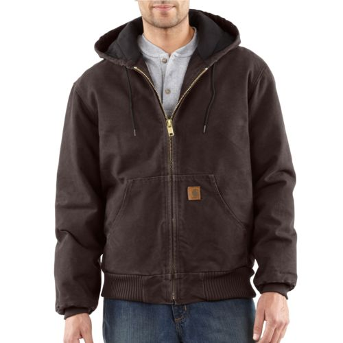 Carhartt Men's Sandstone Active Jacket - view number 3