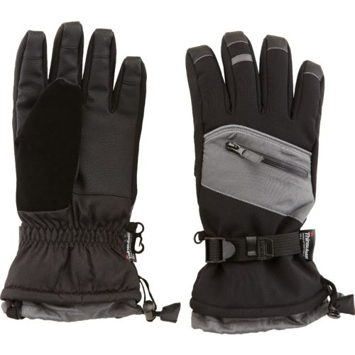 Magellan Outdoors™ Men's Softshell and Ripstop Snowboard Gloves