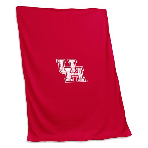 Logo™ University of Houston Sweatshirt Blanket