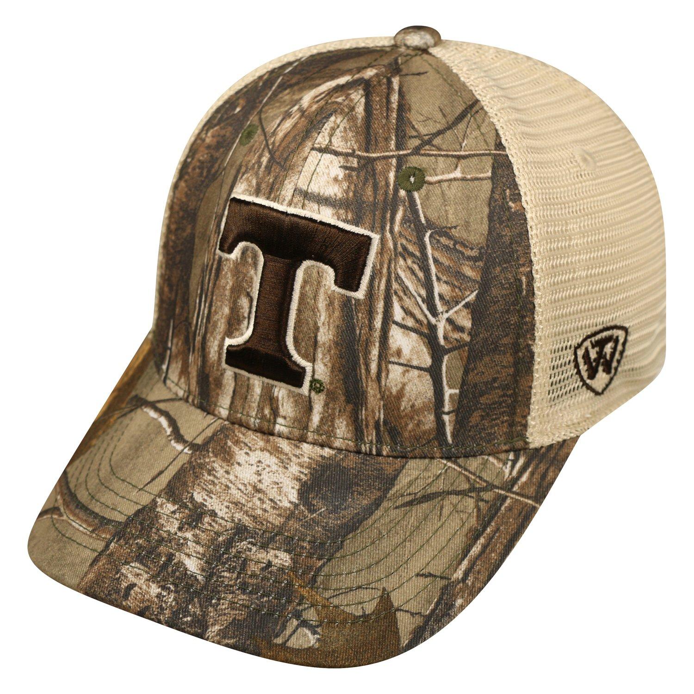 Top of the World Men's University of Tennessee Prey Cap