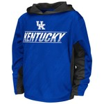 Colosseum Athletics Boys' University of Kentucky Sleet Fleece Pullover Hoodie