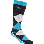 For Bare Feet Unisex Carolina Panthers Team Pride Flag Top Dress Socks - view number 1