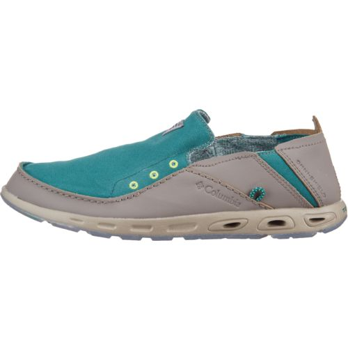 Columbia Sportswear Men's Bahama Vent PFG Print Slip-On Boat Shoes