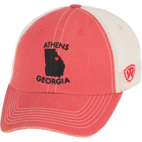 Top of the World Women's University of Georgia Roots Cap