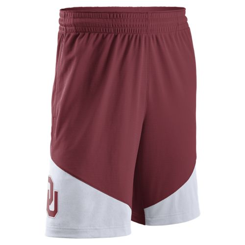 Nike Men's University of Oklahoma Classics Basketball Short - view number 1