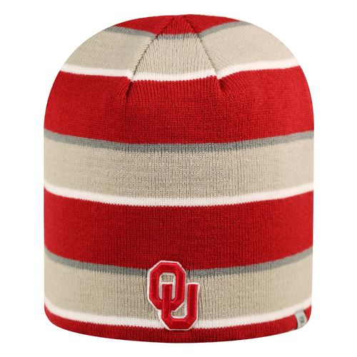 Top of the World Men's University of Oklahoma Disguise Reversible Knit Cap