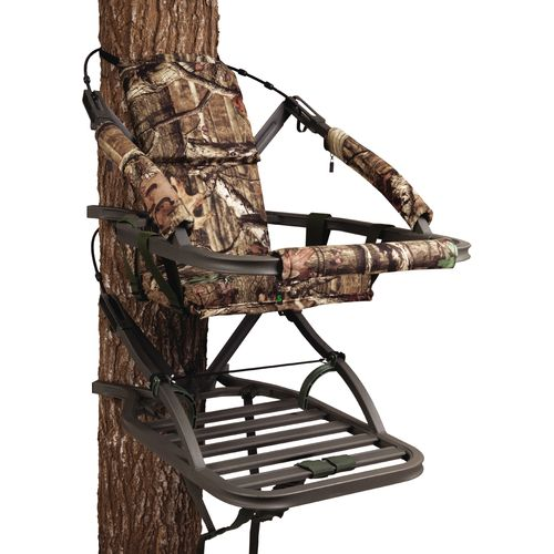 Display product reviews for Summit Goliath™ SD Climbing Treestand
