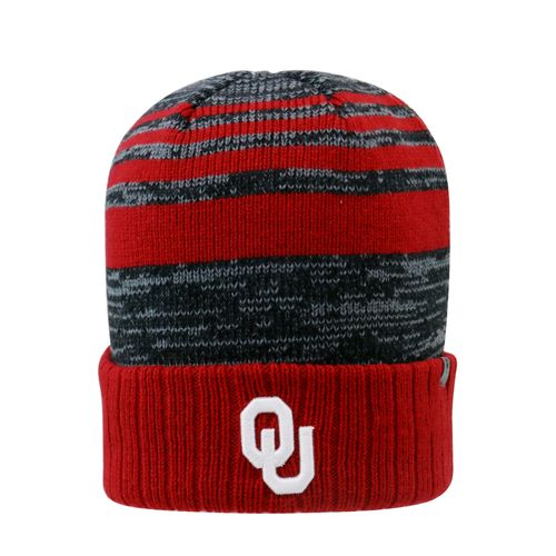 Top of the World Men's University of Oklahoma Echo Beanie