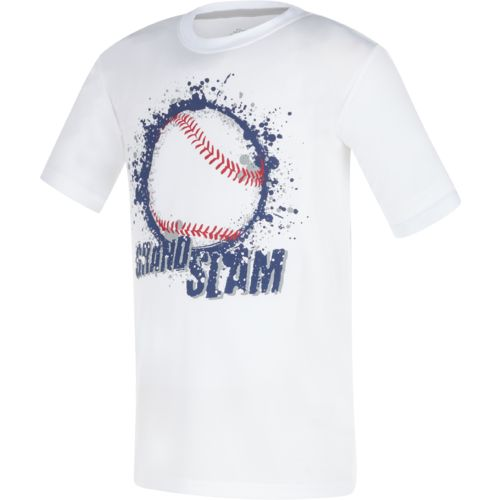 BCG Boys' Grand Slam Short Sleeve T-shirt