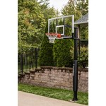 Silverback 54 in Inground Tempered-Glass Basketball Hoop - view number 2