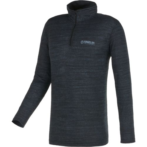 Magellan Outdoors™ Men's PolyHD 1/4 Zip Long Sleeve