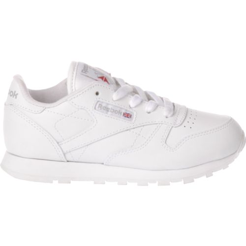 Reebok Kids' Classic Leather Running Shoes