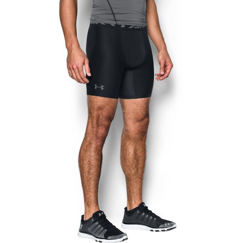 Under Armour Men's HeatGear Armour Mid Compression Short - view number 3