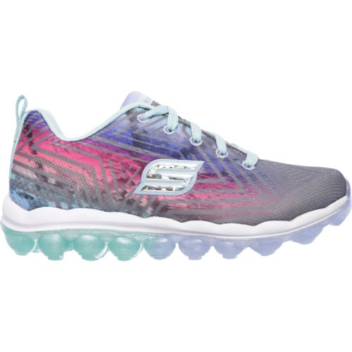 Display product reviews for SKECHERS Girls' Skech-Air Jumparound Training Shoes