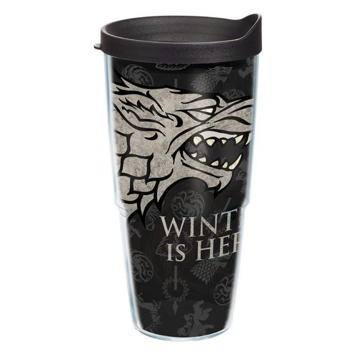 Tervis HBO Game of Thrones House Stark 24 oz. Tumbler - view number 1