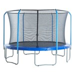 Upper Bounce® Trampoline Replacement Enclosure Net for 11' Round Frames - view number 4