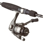 H2O XPRESS™ Angler 5' UL Spinning Rod and Reel Combo - view number 5