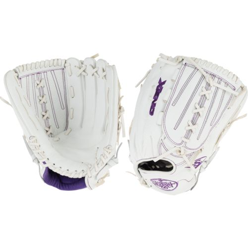 "Display product reviews for Louisville Slugger Women's Xeno 13"" Fast-Pitch Softball Glove"