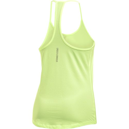 Under Armour Women's Fly By Racerback Tank Top - view number 2