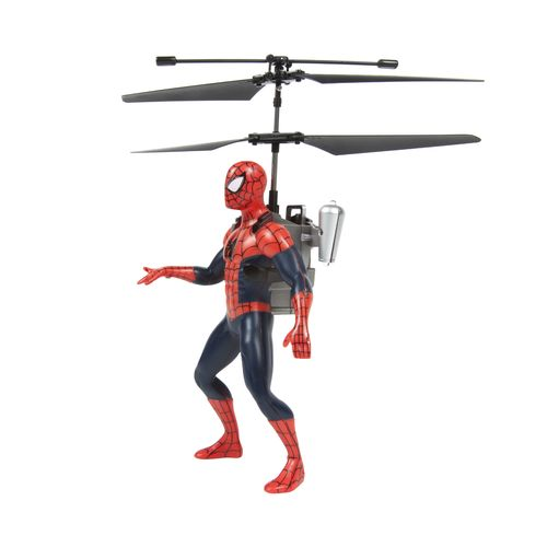 World Tech Toys Marvel Ultimate Spider-Man vs. The Sinister 6 Jetpack RC Helicopter - view number 3