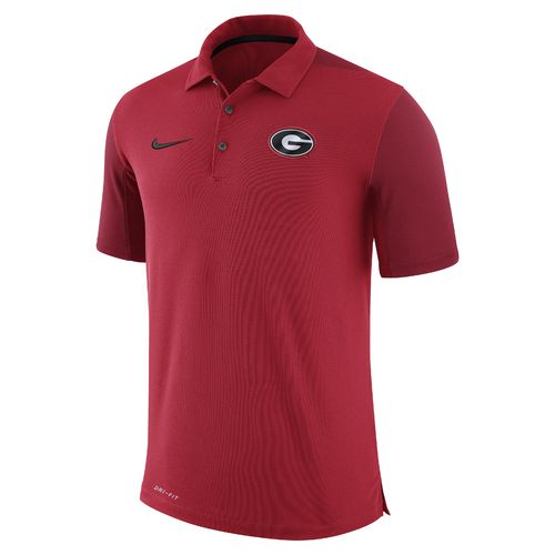 Nike Men's University of Georgia Team Issue Polo Shirt