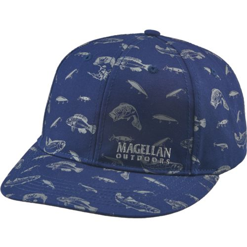Magellan Outdoors Men's Summerville Printed Hat - view number 1