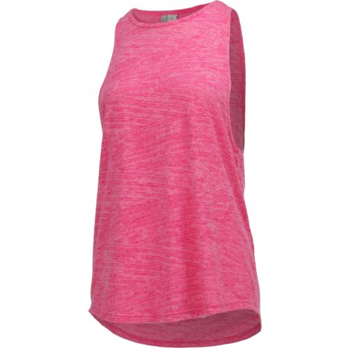 BCG Women's Lifestyle Burnout Graphic Tank Top - view number 1