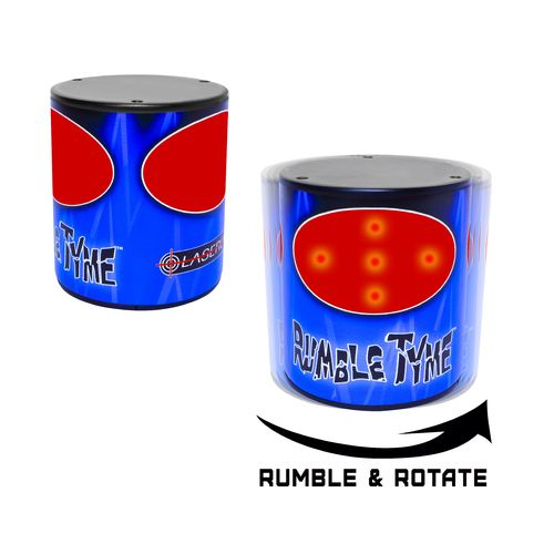 LaserLyte Rumble Tyme Laser Trainer Targets 2-Pack