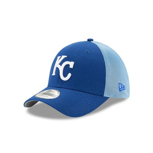 New Era Men's Kansas City Royals Team Brazen 39THIRTY Cap
