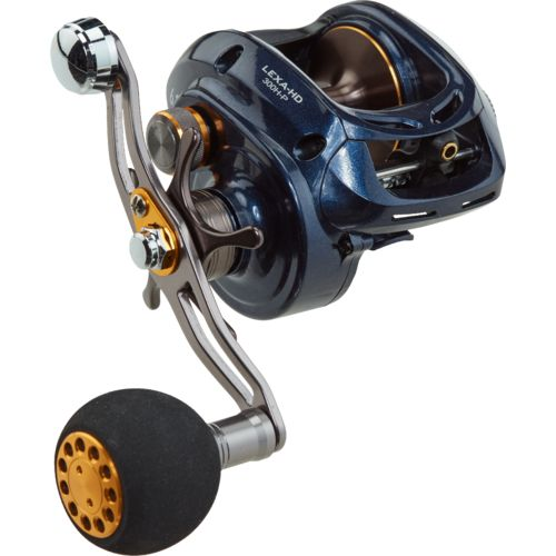Display product reviews for Daiwa Lexa Type HD High-Capacity Baitcast Reel