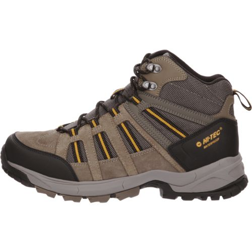 Hi-Tec Men's Galveston Waterproof Mid Hiking Boots