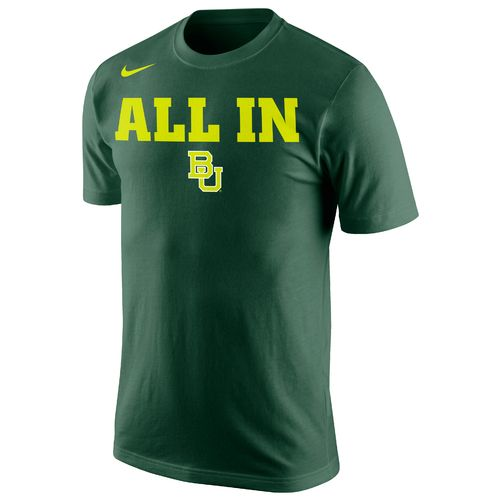 Nike Men's Baylor University Team Mantra T-shirt