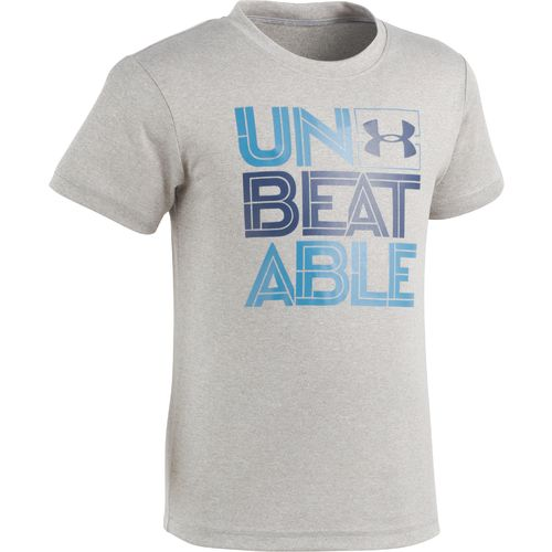 Under Armour Boys' Unbeatable Short Sleeve T-shirt