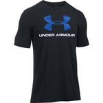 Under Armour Men's Sportstyle Fill Logo T-shirt - view number 1