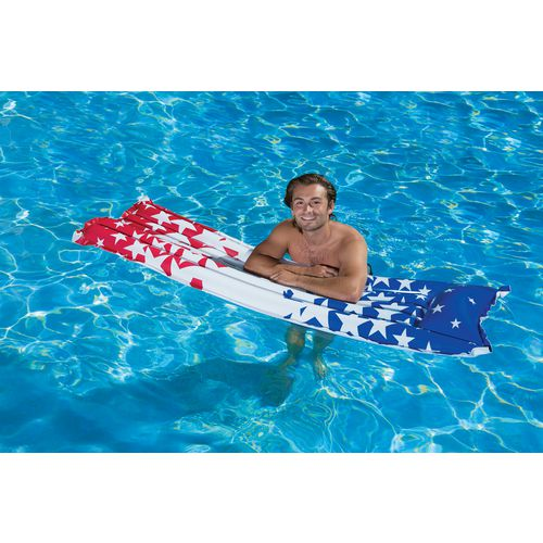 Poolmaster Inflatable American Stars Mattress - view number 2