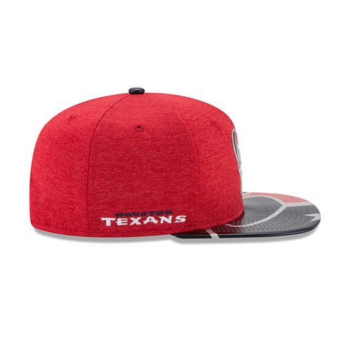 New Era Men's Houston Texans 9FIFTY® NFL17 On Stage Cap - view number 5