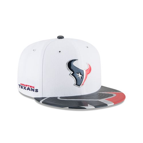 New Era Men's Houston Texans 59FIFTY NFL17 Official On Stage Cap - view number 4