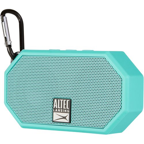 Display product reviews for Altec Lansing Mini H20 Waterproof Bluetooth Portable Speaker