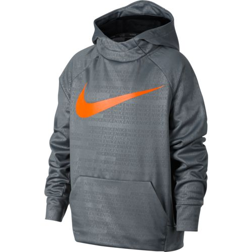 Nike Therma Boys' Training Pullover Hoodie