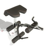 Fitness Reality X-Class Olympic Preacher Curl and Leg Developer Attachment - view number 1