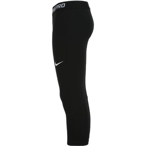 Nike Girls' Pro Cool Capri Pant - view number 4