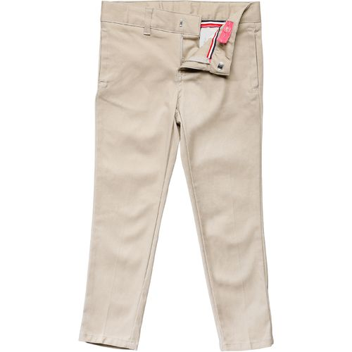 French Toast Girls' Skinny Stretch Twill Uniform Pant - view number 4