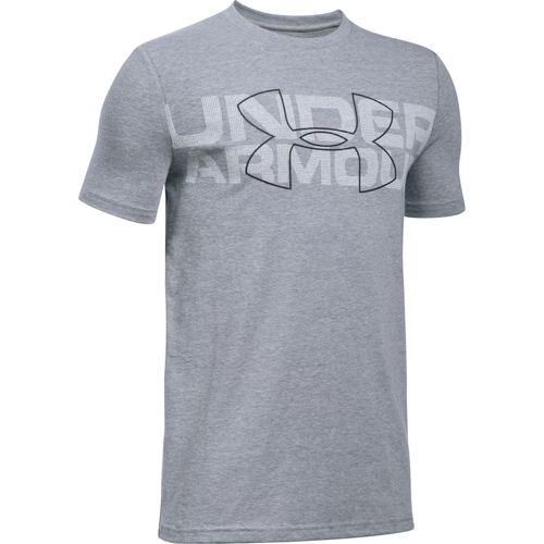 Under Armour Boys' Duo Armour Short Sleeve T-shirt